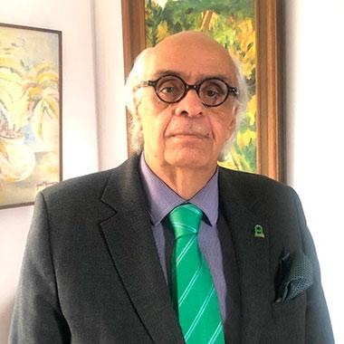 Olympo Morales Benítez / Vicepresidente Academia Colombiana de Gastronomía