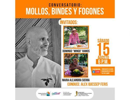 Conversatorio «Mollos, Bindes y Fogones»