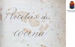 Academia Colombiana de Gastronomía
