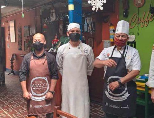 Eliminatorias en las localidades de La Candelaria, Santa fe,Teusaquillo y San Cristobal