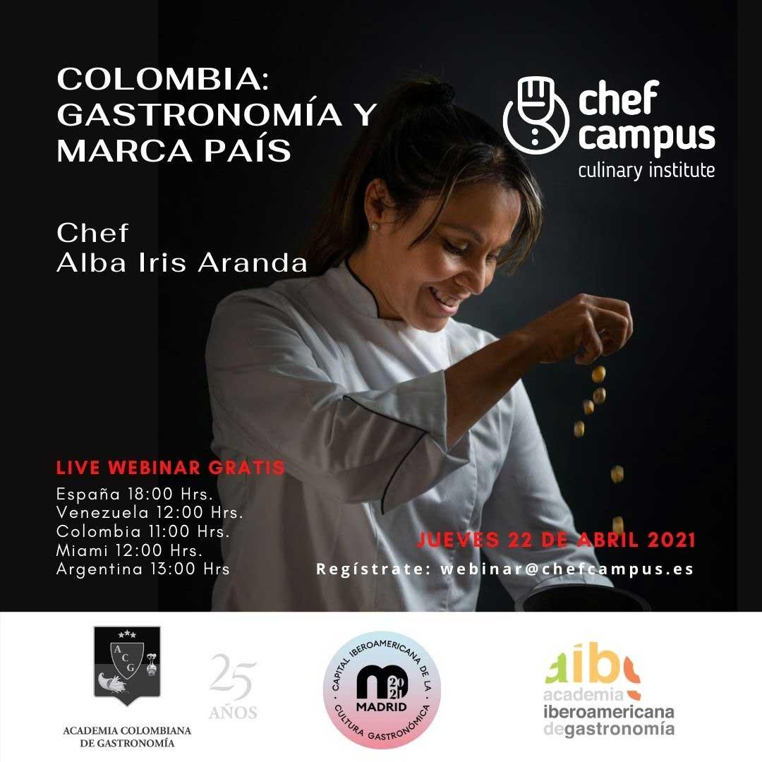 Colombia: gastronomía y marca país
