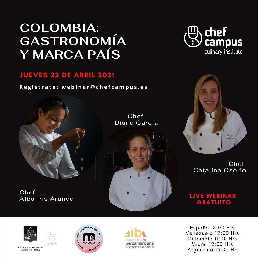 Colombia gastronomía y marca país