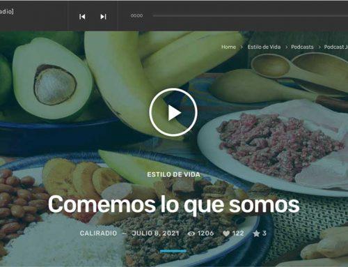 Entrevista «Comemos lo que somos»